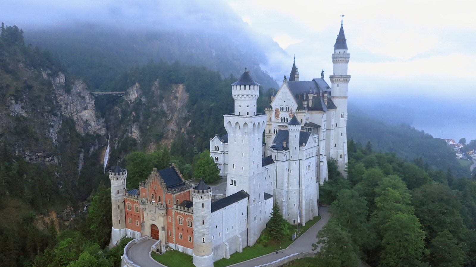 Assume Your Neuschwanstein Castle Is Safe? 3 Ways You Can Shed It Today
