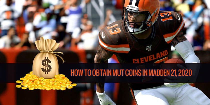 Don't Waste Time! 5 Truth To Start Purchase Madden 21 Coins