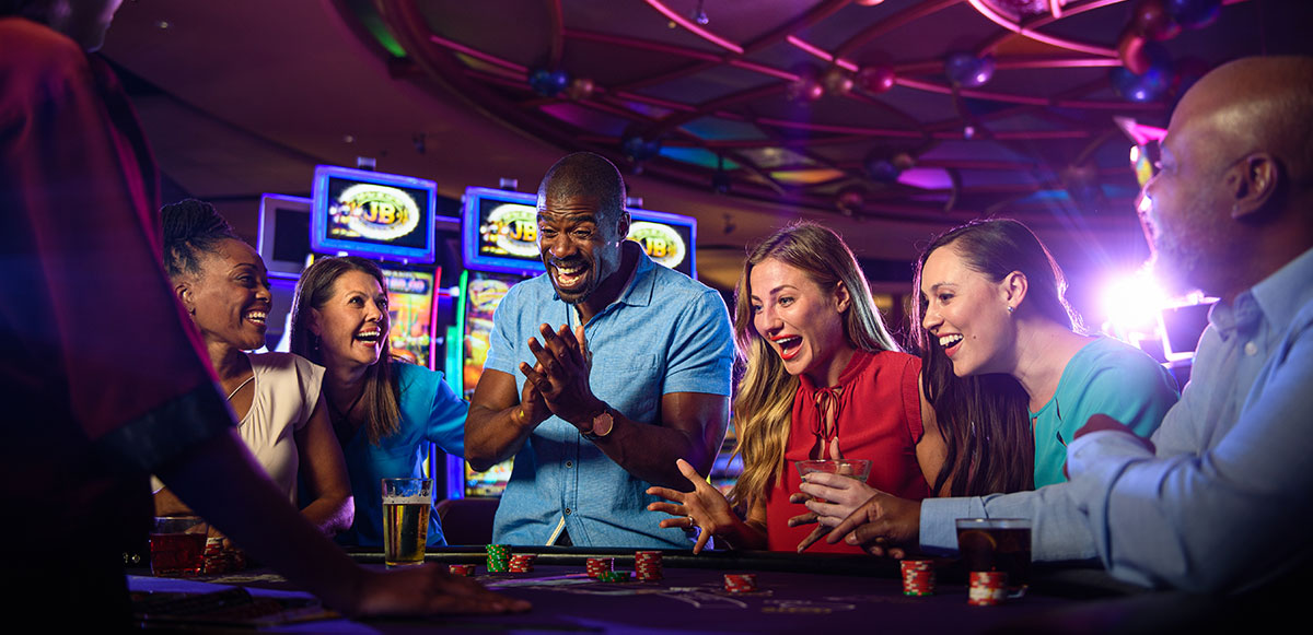 Want A Thriving Enterprise Deal With Online Casino