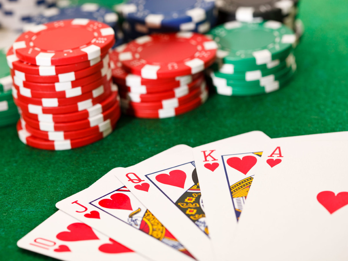 You Are Welcome Listed Here Are Eight Noteworthy Tips About Poker Tips